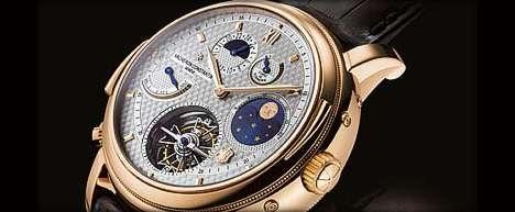 Världens dyraste armbandsur – Vacheron Constantins Tour del'ile