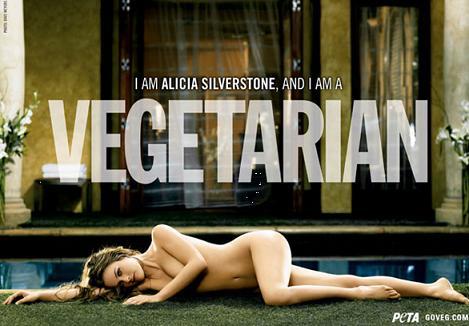 Nakna Alicia Silverstone stoppad i tv - försexig