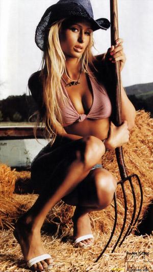 Grattis Paris Hilton - på27-årsdagen