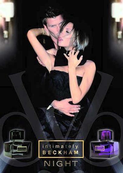 David och Victoria Beckham har släppt sig - det luktar Intimately BeckhamNight