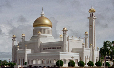 Sultanen av Brunei - enstorslösare