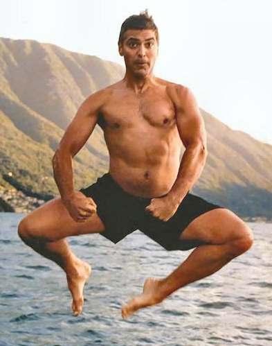 George Clooney visarhud