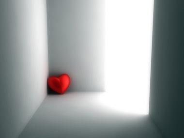 Kärleken finns runthörnet