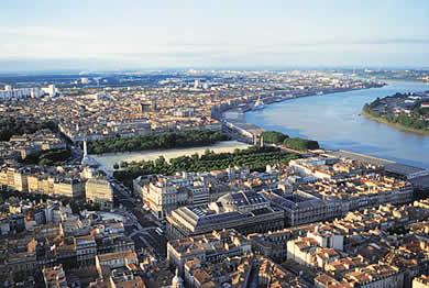 Lågprisflyg till Bordeaux