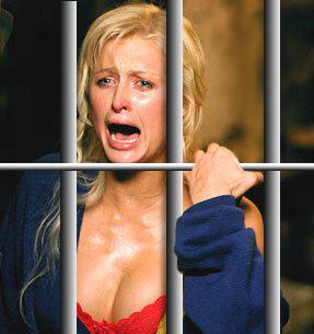 Paris Hilton i fängelset/Paris Hilton in jail