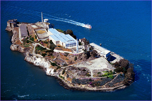 Sömnlös i Alcatraz?