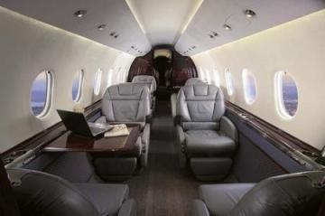 En Hawker 4000 vill jag ha - nu!