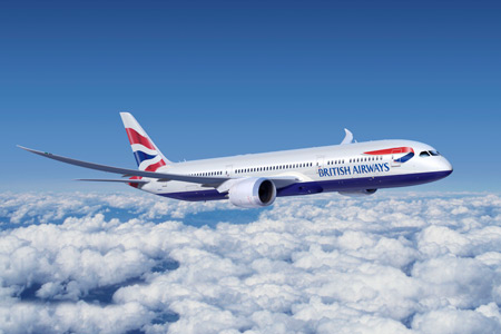 British Airways har spännande destinationer.
