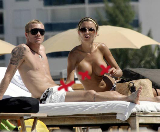 Mom oksana andersson topless