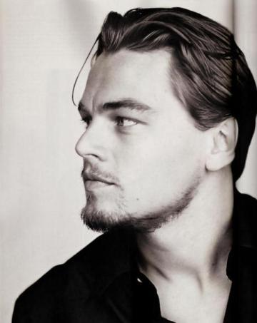 Möt Leonardo DiCaprio i mörkret...