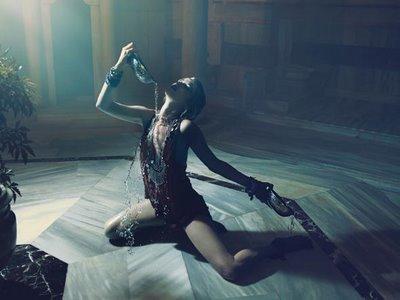 Kate Moss kan sitta vackert