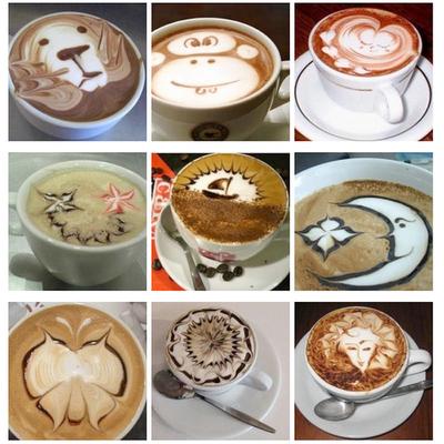 Kaffe som konst