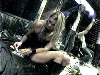 Kate Moss kan snorta kokain