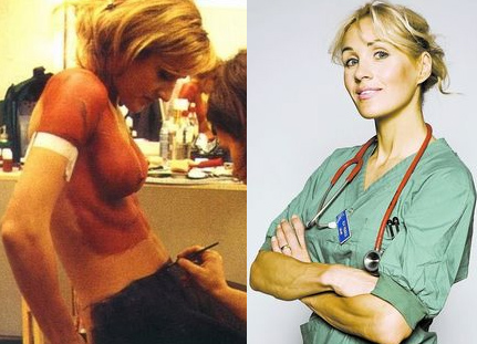 Dr Åsa alias doktor Åsa Vilbäck på äventyr