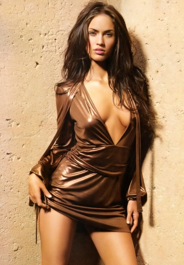 The naked truth about Megan Fox