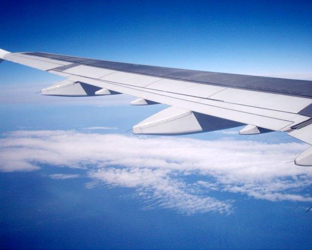 Med lågprisflyg runt jorden.