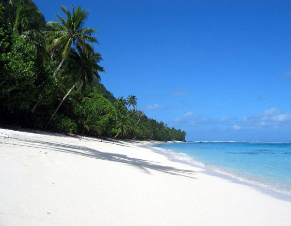 Finns världens vackraste strand?