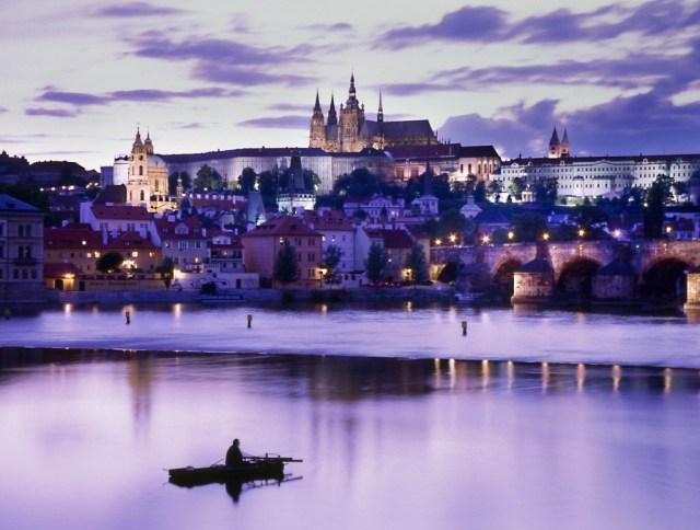 Ta lågpris till Prag över en weekend