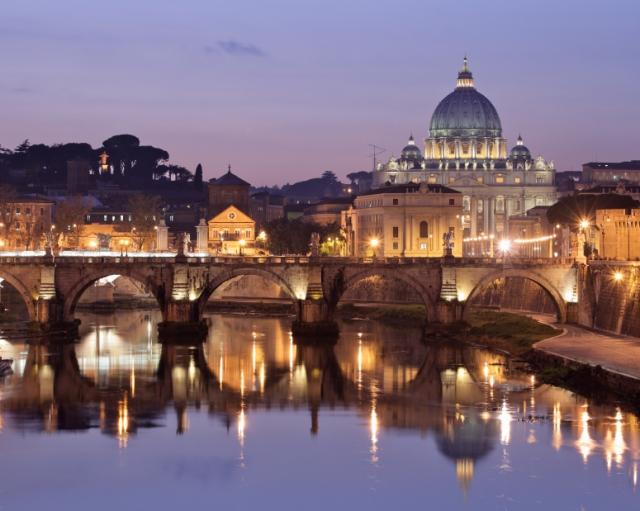 Upptäck Rom och Italien med lågprisflyg
