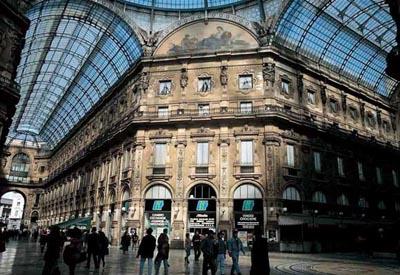 Shopping i Milano med lågprisflygbolag är en perfekt weekend