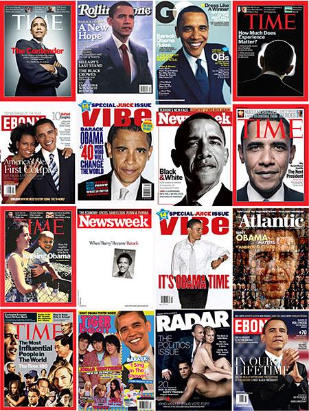 Barack Obama made in USA