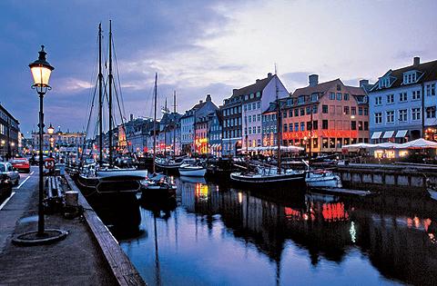 Köpenhamn har underbara kvarter