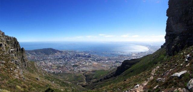Hitta till Kapstaden med lågprisflygbolag