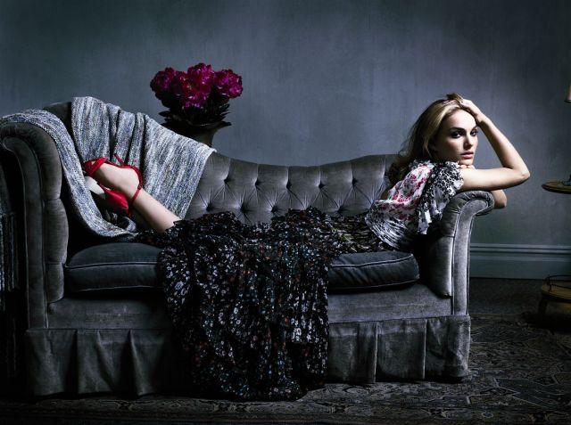 Natalie Portman vilar sig...