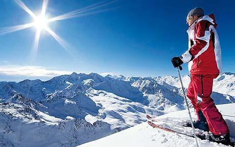 De 10 bästa orterna i Alperna.