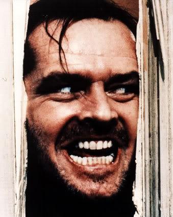 Jack Nicholson behöver visst lite ledigt...