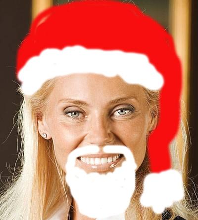 God Jul önskar jag och Anna Anka