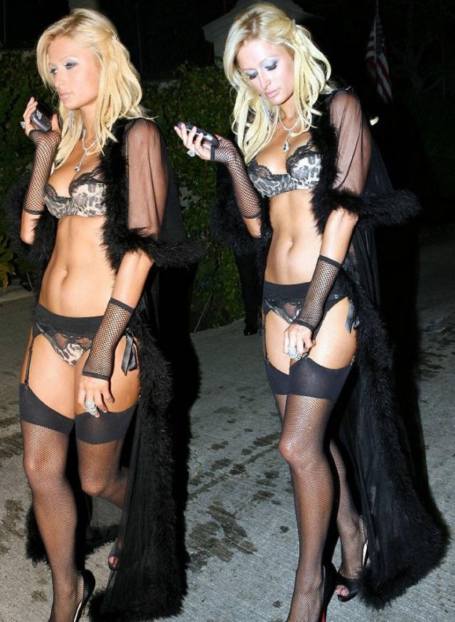 Den nakna sanningen om Paris Hilton