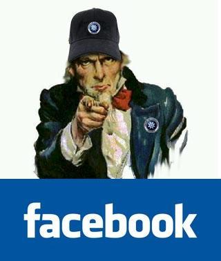 Facebook vill ha dig!