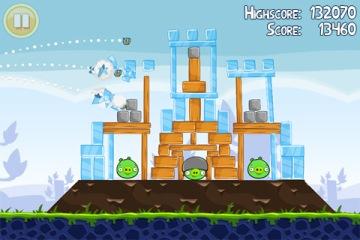 Angry Birds är ett beroendeframkallande spel