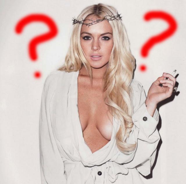 Lindsay Lohan, ut från finkan, in på rehab