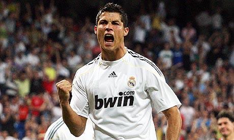 Cristiano Ronaldo har en fet plånbok