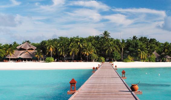Vabbinfaru på Maldiverna