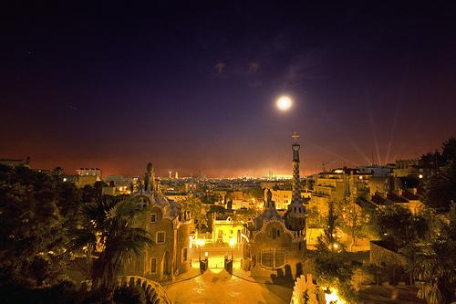 Barcelona är en magisk stad