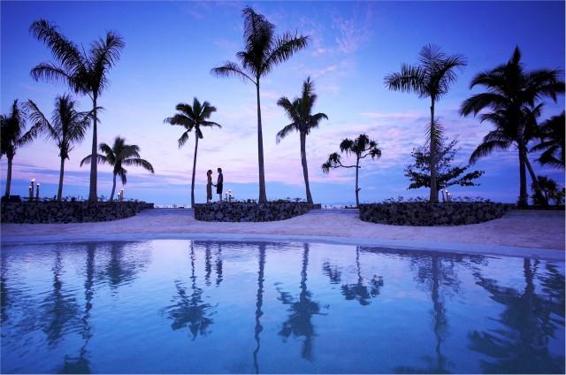 Romantik på Fiji