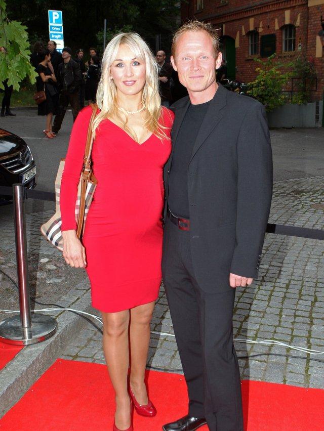 Åsa Vilbäck och hennes man Magnus