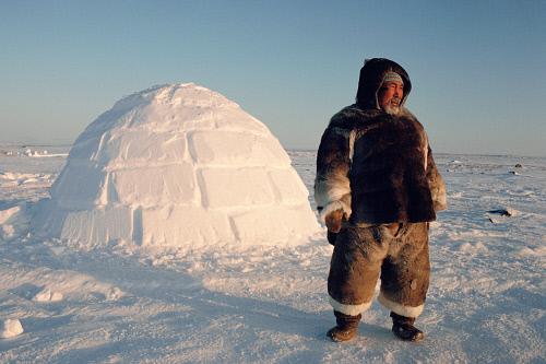 Iniuiter - mannen på bilden har inget med inlägget att göra